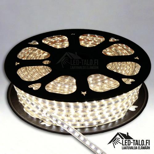 Aurinkokennolla toimiva LED-valonauha ulkokäyttöön