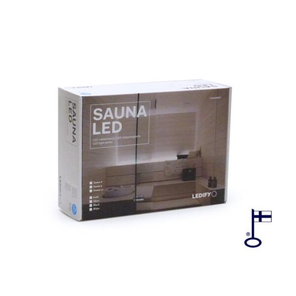 SaunaLED 6 Hopea